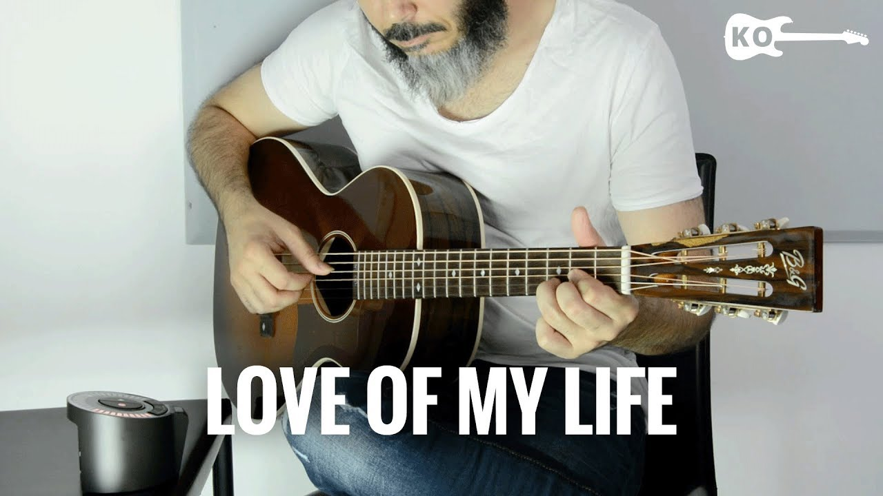 Queen – Love of My Life – Fingerstyle Acoustic Guitar Cover by Kfir Ochaion – iZotope Spire Studio