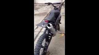 10. Honda RC51 Dirt Bike Hillclimber