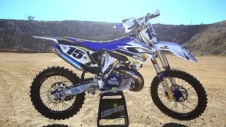 9. Project Husqvarna TC 250 2 stroke ||HARDWARE|| Dirt Bike Magazine