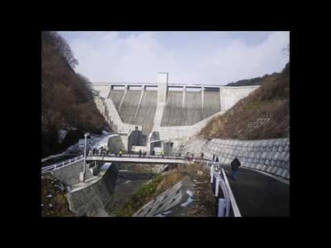 H29年1月4日浅川ダム試験湛水越水まとめ