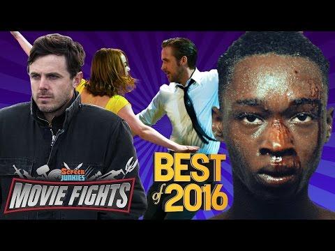 Best Movie of 2016 - MOVIE FIGHTS!!