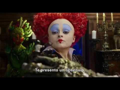 ALICIA A TRAVÉS DEL ESPEJO - Primer adelanto (Subtitulado)