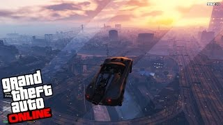Video COMMENT FAIRE VOLER UNE VOITURE ?!! #13 - GTA V  ( ft Furious Jumper ) MP3, 3GP, MP4, WEBM, AVI, FLV September 2017