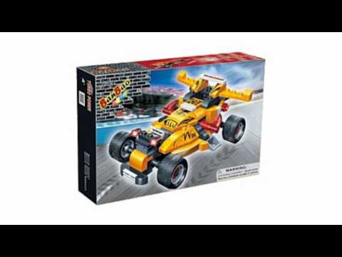 Video Video ad of the Invincibility Toy Building Set
