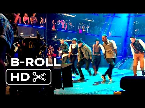 Step Up All In (B-Roll)