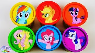 Video My Little Pony Learning Colors with Play Doh Mane 6 MLP Surprise Egg and Toy Collector SETC MP3, 3GP, MP4, WEBM, AVI, FLV Maret 2019