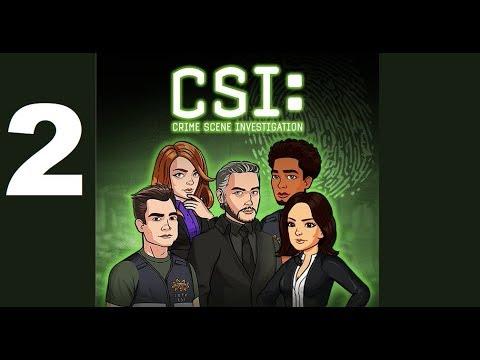 What's Your Story - CSI: Crime Scene Investigation - Episode 2