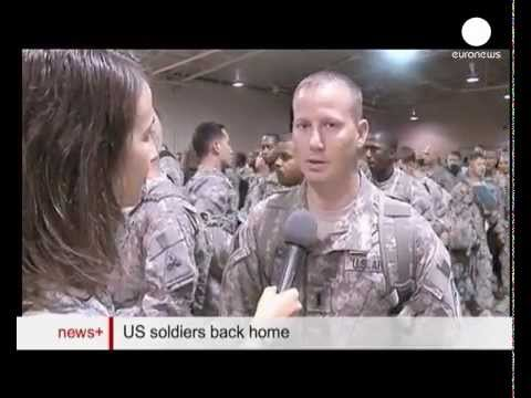 levidspot - Getting home from Iraq.