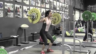 Audra jerk