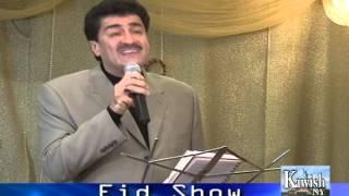 AZIZ PEERZADA At Kawish NY TV