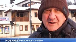 Холод на Балканському півострові