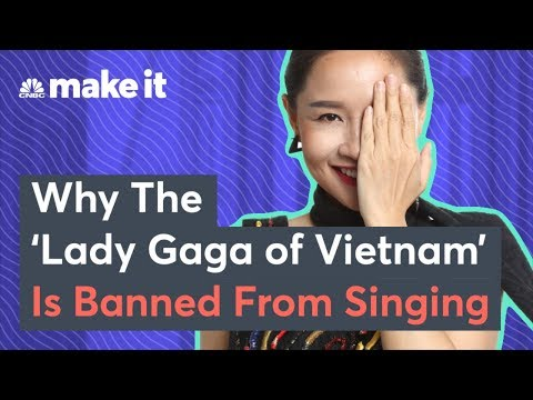Leadership quotes - How The Lady Gaga Of Vietnam Was Banned From Singing
