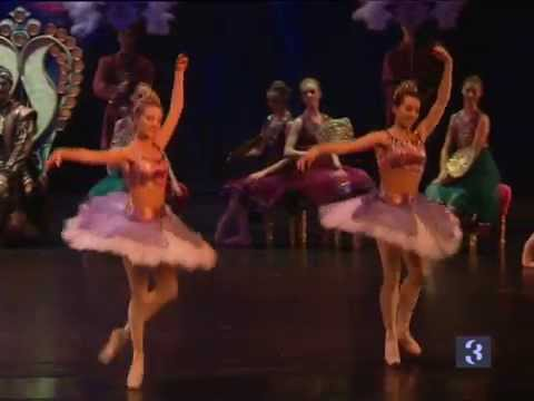 Joburg Ballet does the epic Eastern classic La Bayadere