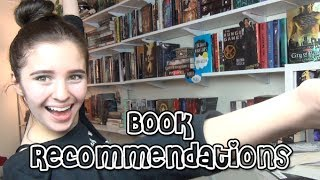 Book Recommendations! - YouTube
