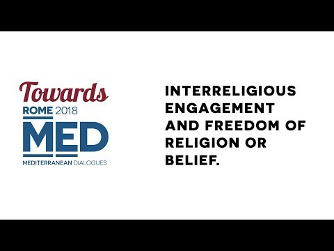 Towards Med - Interreligious Engagement (12 July, London)