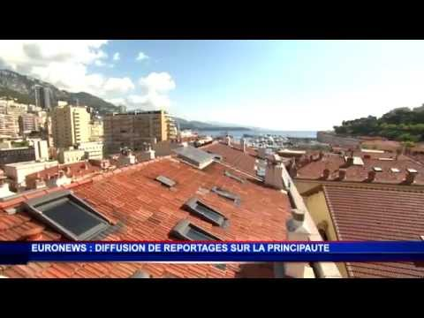 Euronews launches series of reports on Monaco