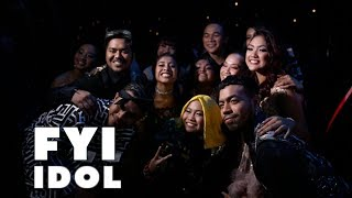 "Video FYI IDOL RESULT AND REUNION SHOW ""BACKSTAGELYFE REACTION"" MP3, 3GP, MP4, WEBM, AVI, FLV Desember 2018"