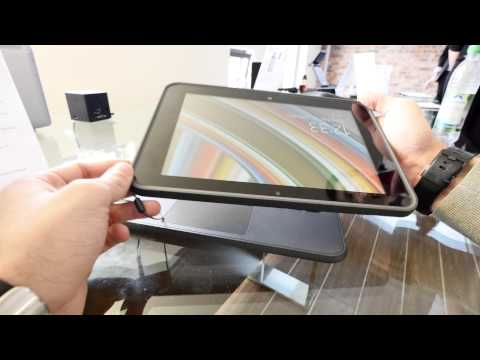HP Slate 10 EE G1 Hands On [4K]