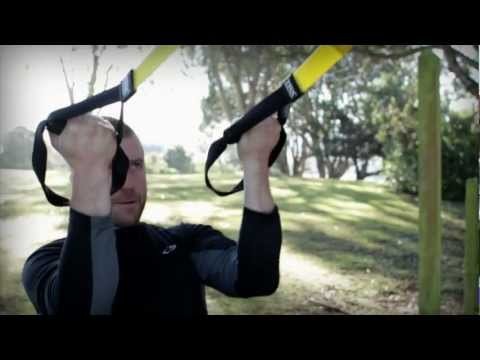 New TRX Pro Suspension Training Kit