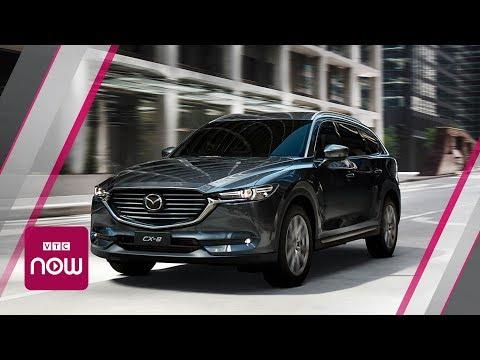 Mazda CX-8 ra mắt Đông Nam Á, chờ về Việt Nam | VTC Now - Thời lượng: 49 giây.