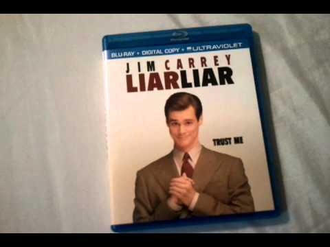 Liar Liar (1997) - Blu Ray UNBOXING Review