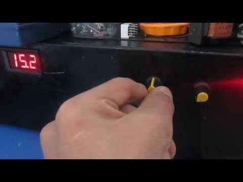 Variable power supply 0-30V/0-3A DC Стабилизиран извор за напојување за 0-30V/0-3A ЕМИТЕР март 2005г