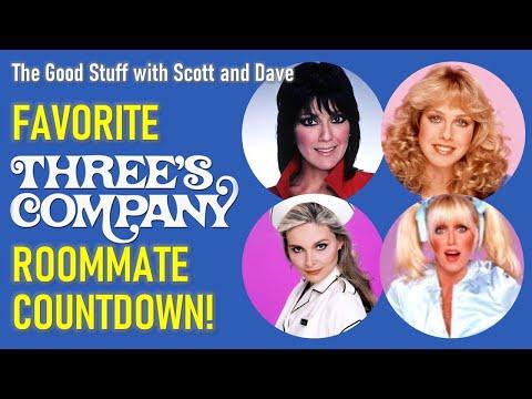 The Good Stuff - Three's Company Countdown!