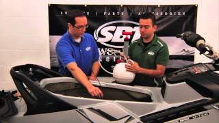 8. SBT Tech Tips: Sea-doo Oil Change