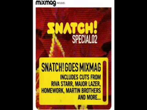 SNATCH SPECIAL02 - V.A. SNATCH! GOES MIXMAG - OUT Nov. the 14th on Beaport