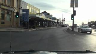 Colac Australia  City pictures : Colac Driving Westbound - Victoria