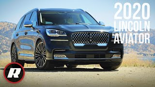2020 Lincoln Aviator Review: New tech and plug-in power - 4K by Roadshow