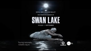 Gillian Murphy in Swan Lake - Credit Brendan Bradshaw
