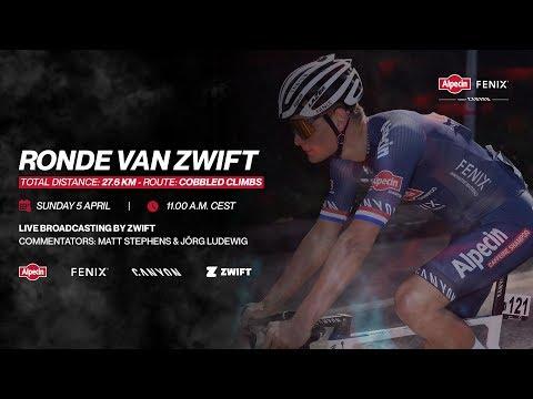 Video of Ronde van Zwift