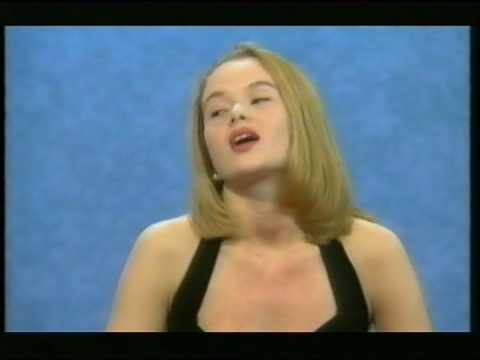 Amanda Holden on Blind Date