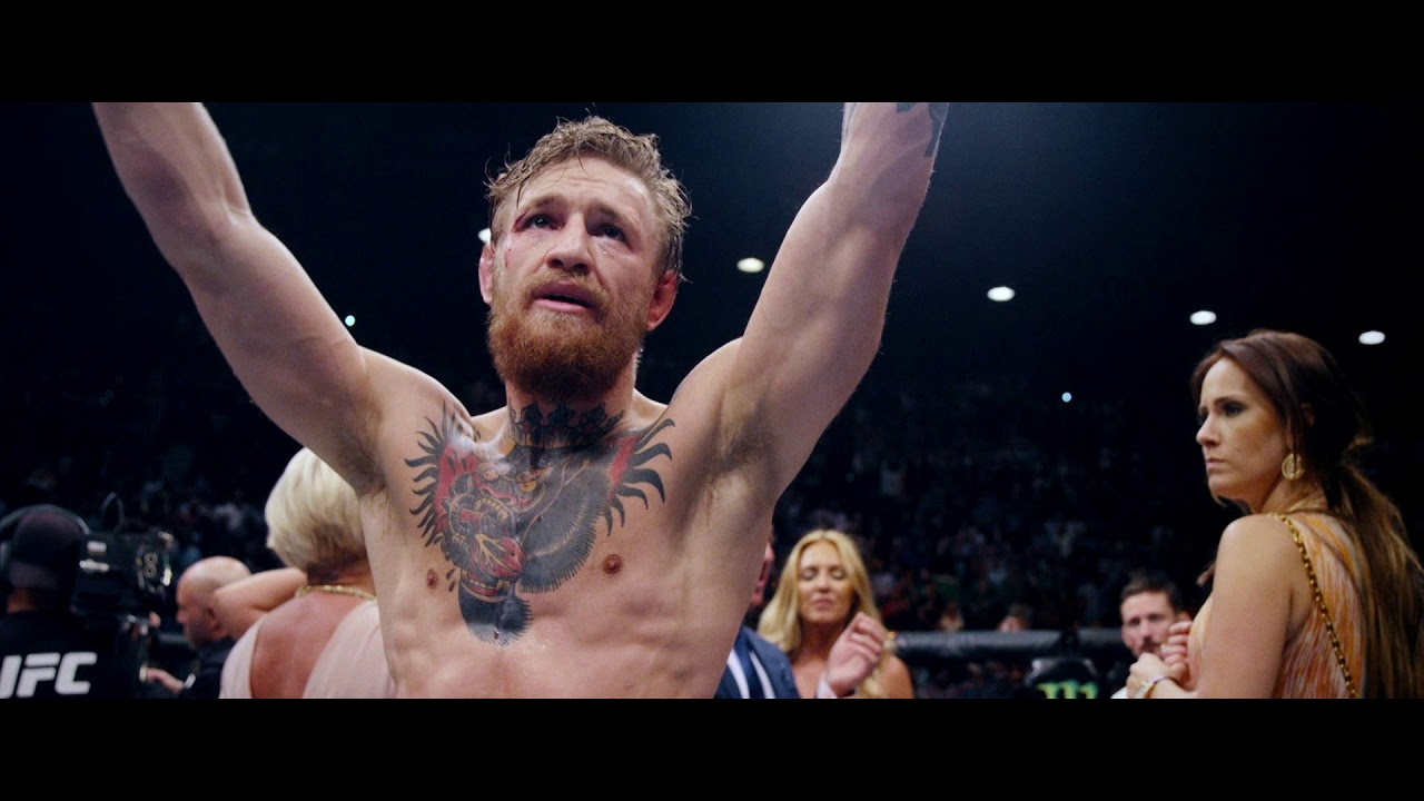 Conor McGregor: Notorious - Own it 11/21 on Digital & 12/5 on DVD