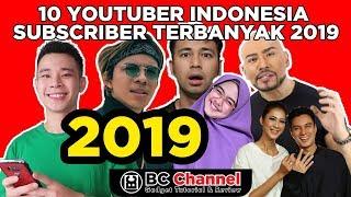 Video 10 Youtuber Dengan Subscriber & Penghasilan Terbanyak di Indonesia 2019 MP3, 3GP, MP4, WEBM, AVI, FLV Juli 2019