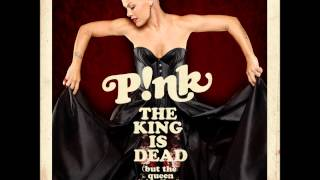 Nonton P!nk - The King is Dead But the Queen is Alive (Official Audio) Film Subtitle Indonesia Streaming Movie Download