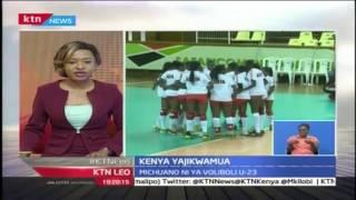 KTN  Leo: Timu Ya Kenya Ya Voliboli Chipukizi Yajikwamua Kwa Kuilaza Senegal, 25 Octoba 2016