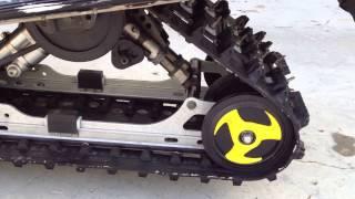 8. 2006 Yamaha Nytro Snowmobile For Sale - Tracks USA