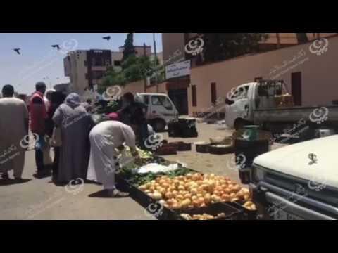 حركة أسواق الخضار في طرابلس اليوم