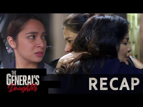 Jessie tails her mother to find Rhian  | The General's Daughter Recap