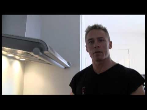 Interview med Henning inden WNBF 2010 Natural univers