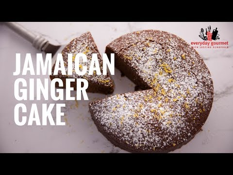 CSR Jamaican Ginger Cake | Everyday Gourmet S6 E11