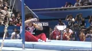 Падения и неудачные исполнения в гимнастике