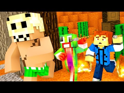 Minecraft Stranded - GOING HUNTING!