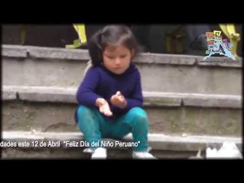 Dia del niño peruano