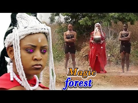 MAGIC FOREST 1&2 - Regina Daniels 2019 Latest Nigerian Nollywood Movie ll Epic movie
