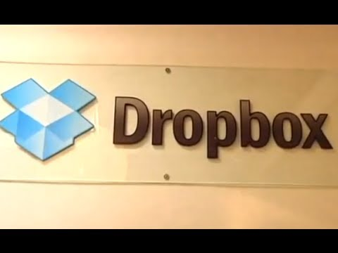 TC Cribs Drops by the Dropbox Office