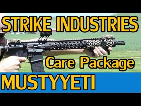 mustyyeti - Alright guys so I got the care package from Strike Industries and I plan on fully testing everything over the course of the next few weeks. I full review of ...