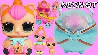 Video NEON QT BIGGIE PET LOL Surprise Dolls with Unicorn Family Dream House MP3, 3GP, MP4, WEBM, AVI, FLV Oktober 2018
